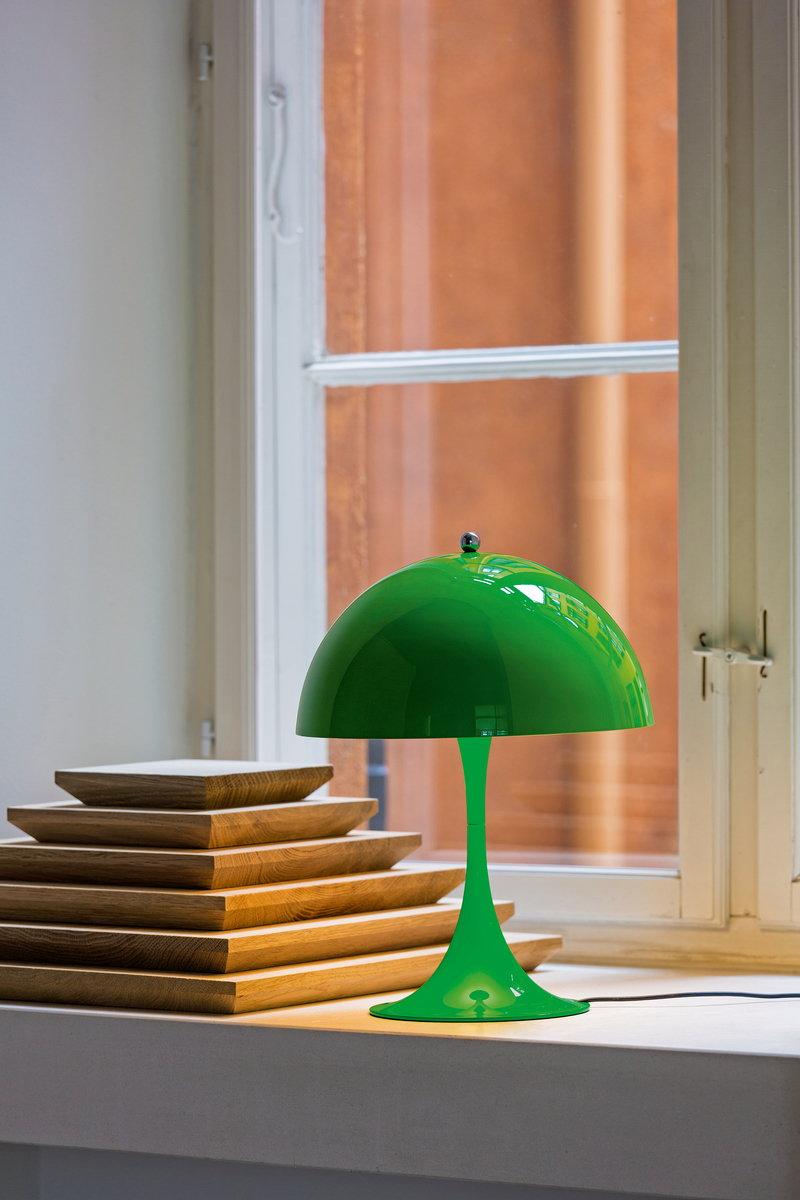 louis poulsen panthella mini p yt valaisin keltaisenvihre finnish design shop. Black Bedroom Furniture Sets. Home Design Ideas