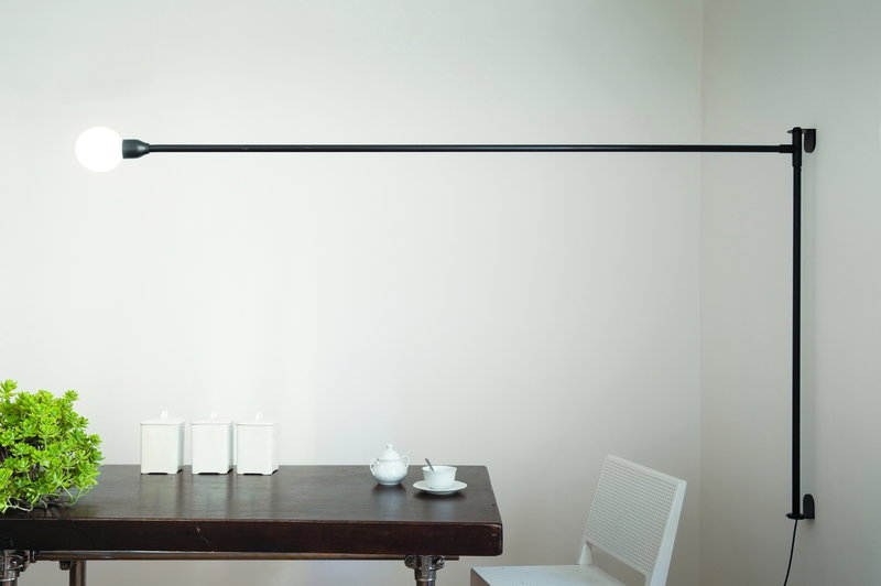 Nemo lighting lampada da parete potence pivotante finnish design shop