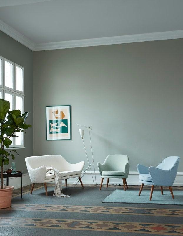 Warm Nordic Dwell armchair, Merit 021 | Finnish Design Shop