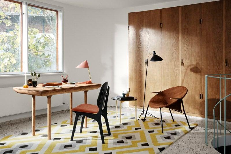 Warm Nordic Lightsome Floor Lamp Black Finnish Design Shop