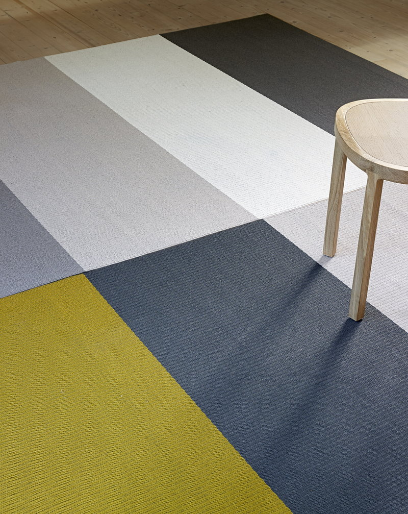 Woodnotes tappeto fourways antiscivolo grigio chiaro - Tappeto grigio chiaro ...