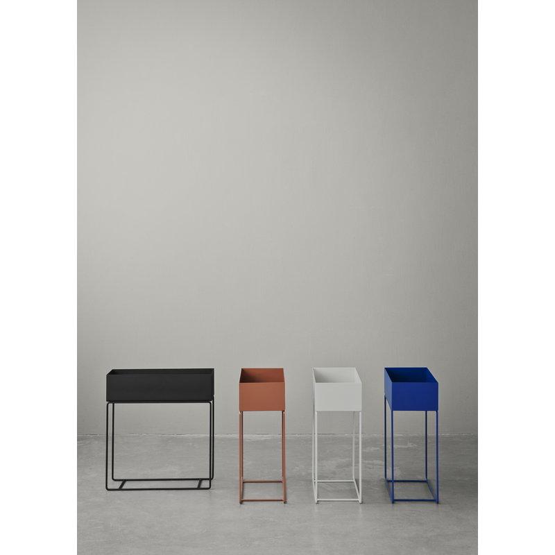 ferm living plant box ochre finnish design shop. Black Bedroom Furniture Sets. Home Design Ideas