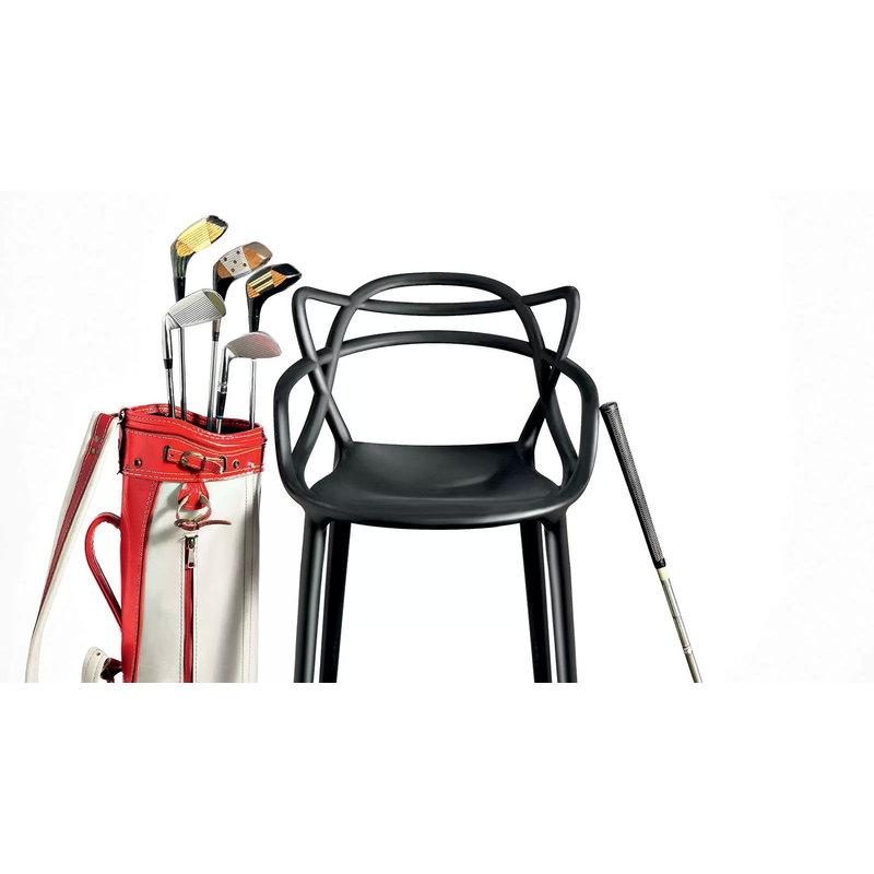 Kartell sedia masters nera finnish design shop - Sedia masters kartell ...
