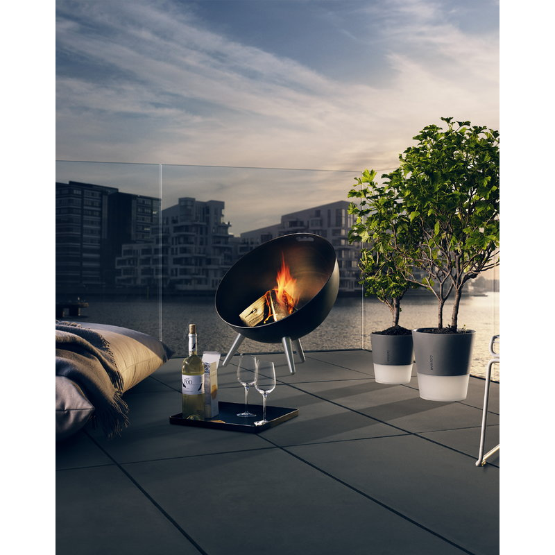 Eva Solo Fireglobe Outdoor Fireplace Finnish Design