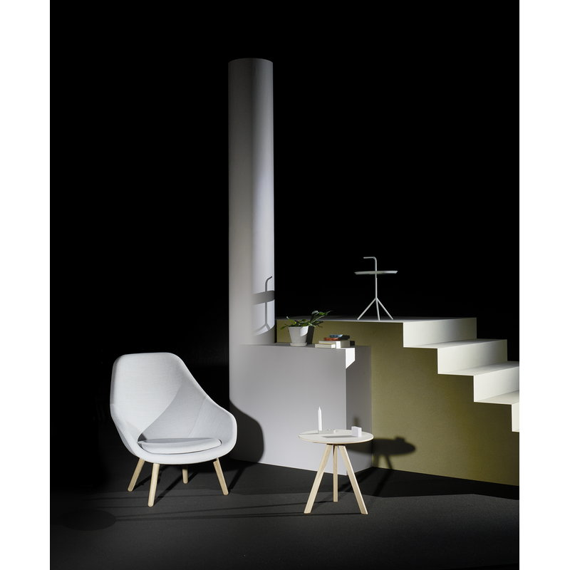 hay dlm table white finnish design shop. Black Bedroom Furniture Sets. Home Design Ideas