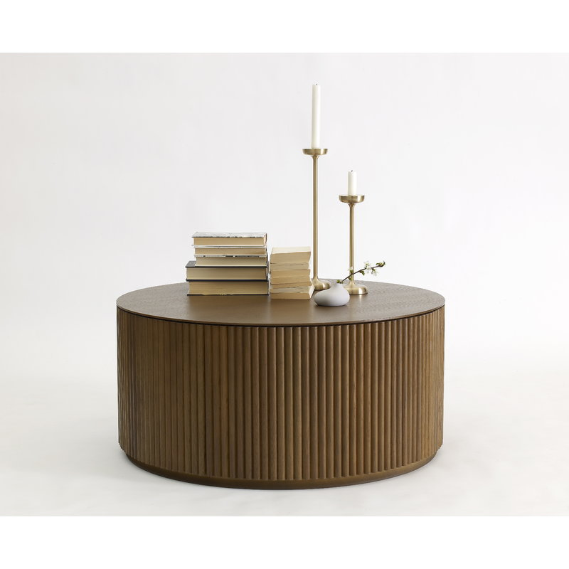 Salontafel Design On Stock.Asplund Grand Palais Coffee Table Teak Stained Oak Finnish