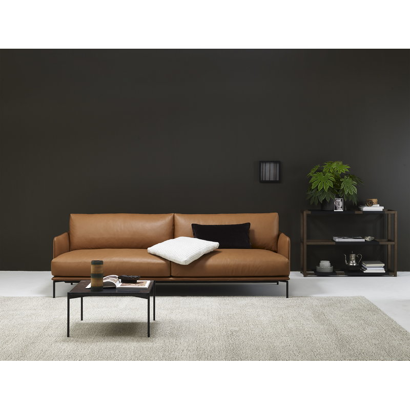 Marvelous Baron Sofa Aniline Leather Evergreenethics Interior Chair Design Evergreenethicsorg