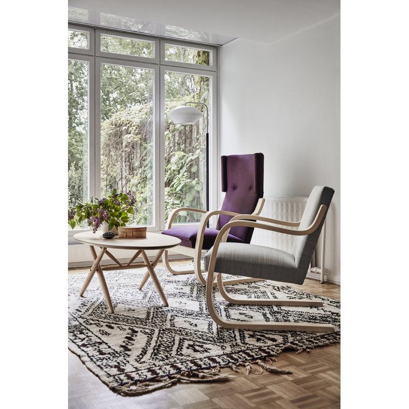 "Artek Aalto armchair 402 ""Atelje"" Hallingdal 680 - red ..."