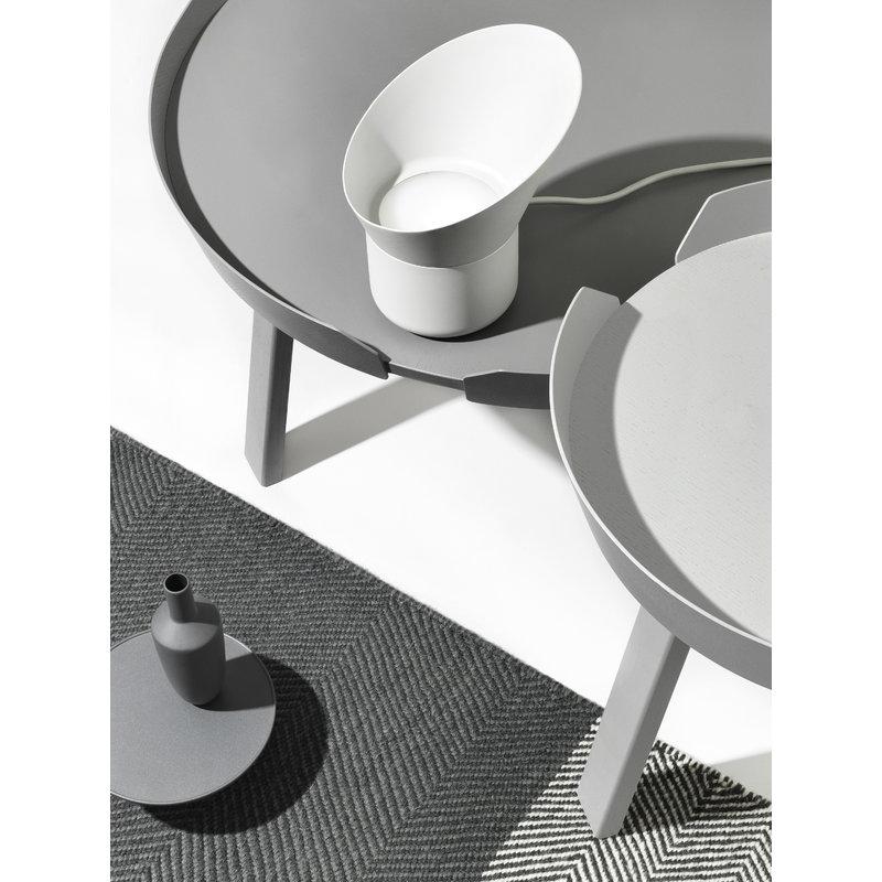 Phenomenal Around Coffee Table Large Dark Grey Machost Co Dining Chair Design Ideas Machostcouk