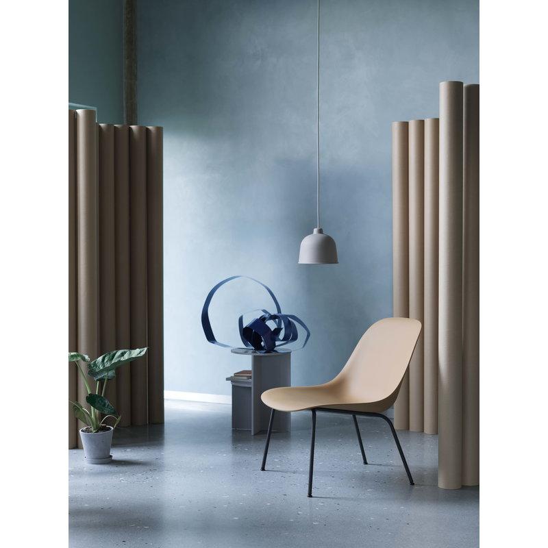 super cute 440fd 04008 Muuto Grain pendant, grey   Finnish Design Shop