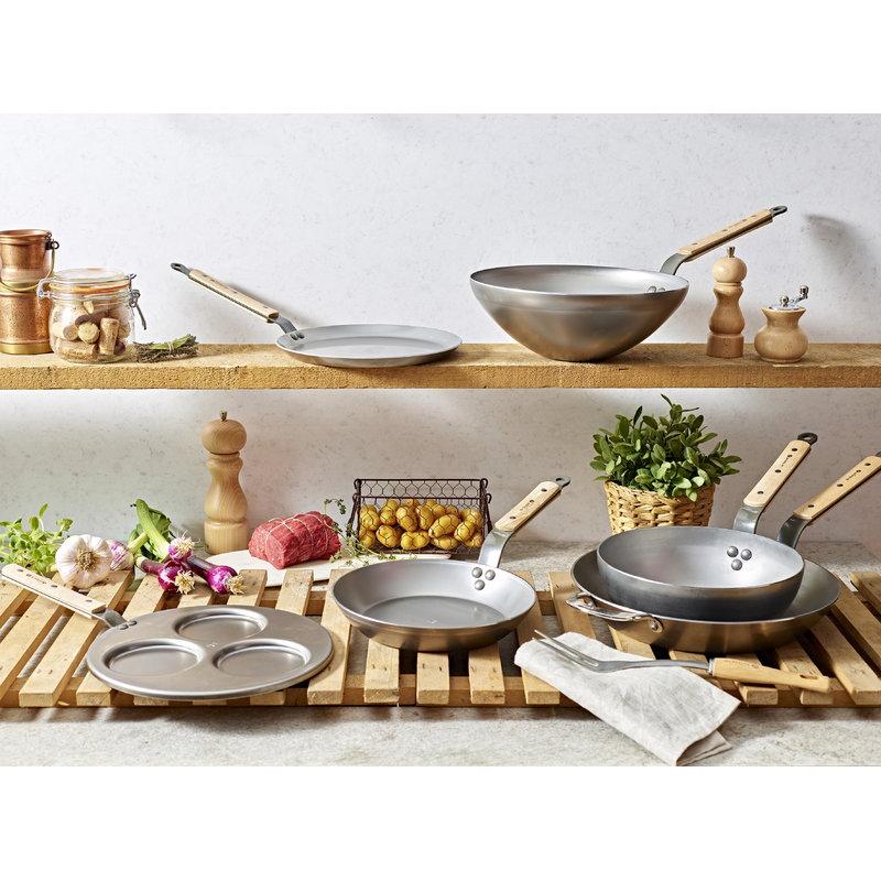 De Buyer Mineral B Bois Frying Pan 20 Cm Finnish Design Shop