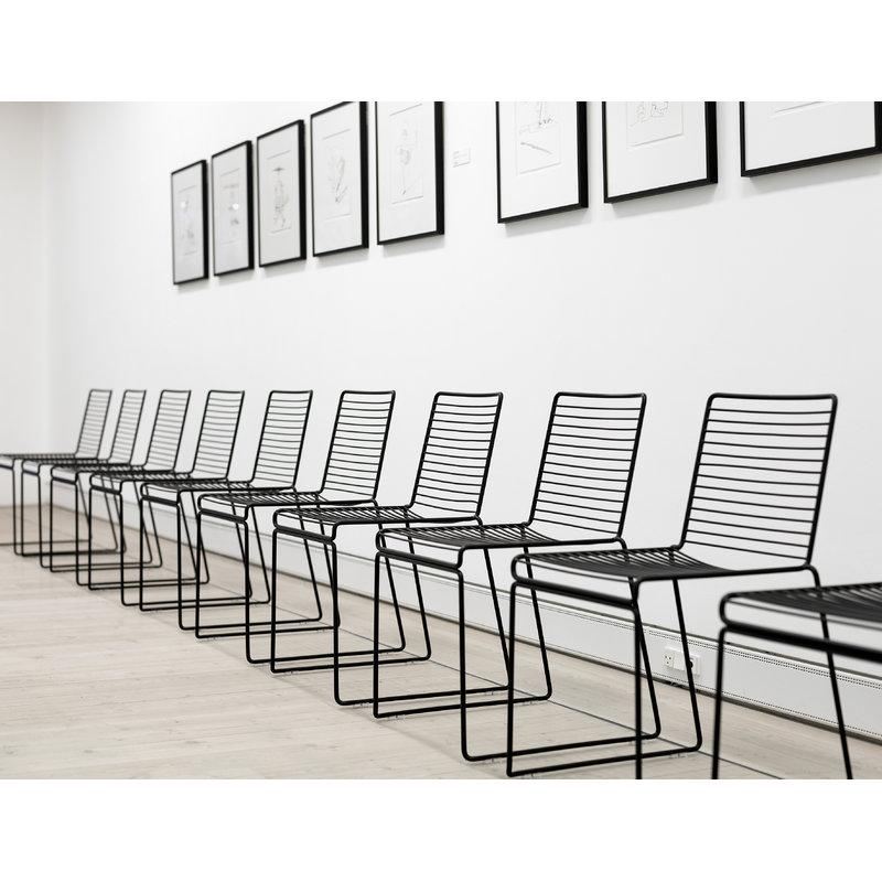 hay sedia hee nera finnish design shop. Black Bedroom Furniture Sets. Home Design Ideas