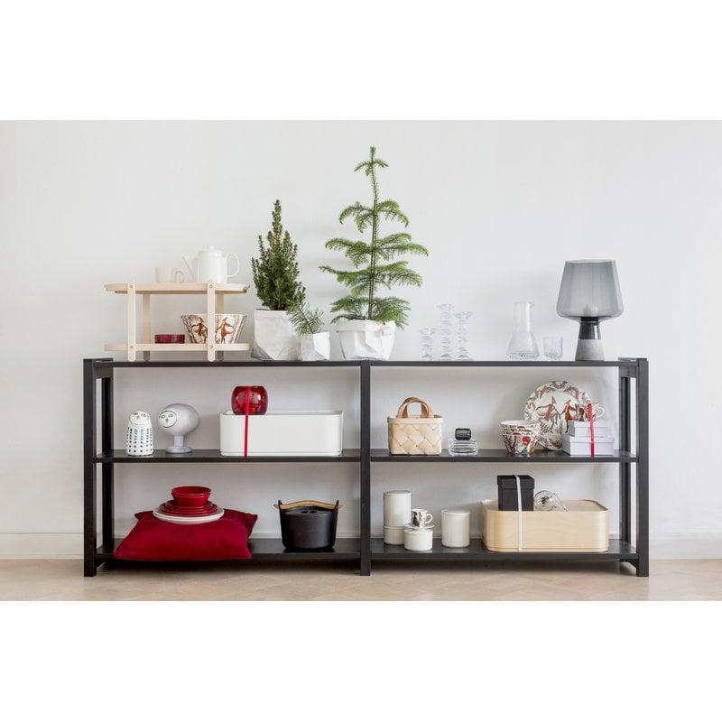 iittala teema teekannu 1 l valkoinen finnish design shop. Black Bedroom Furniture Sets. Home Design Ideas