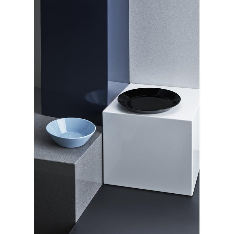 iittala teema lautanen 26 cm musta finnish design shop. Black Bedroom Furniture Sets. Home Design Ideas