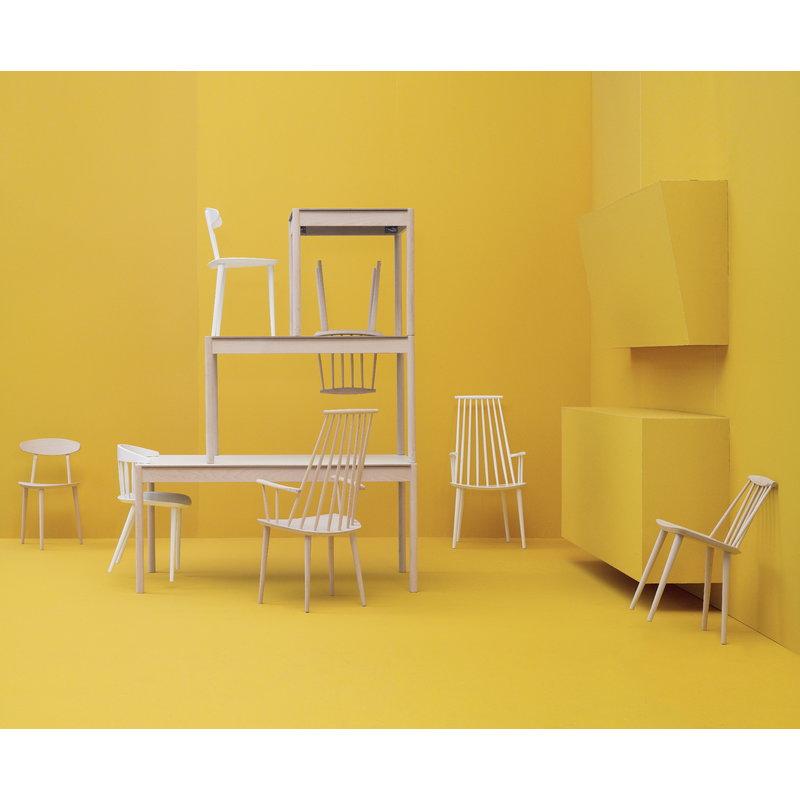 hay sedia j110 bianca finnish design shop. Black Bedroom Furniture Sets. Home Design Ideas
