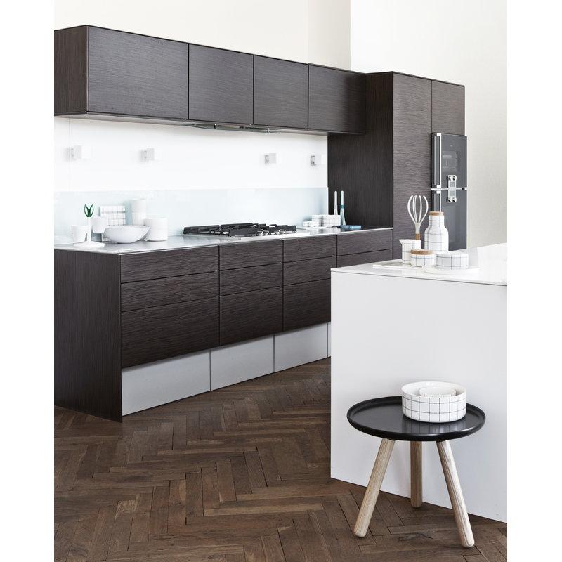normann copenhagen tablo table small matt black finnish design shop. Black Bedroom Furniture Sets. Home Design Ideas