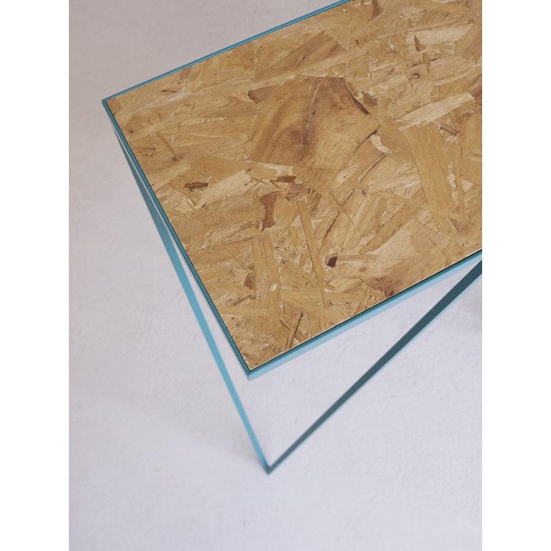 new giraffe console table osb turquoise finnish design shop. Black Bedroom Furniture Sets. Home Design Ideas