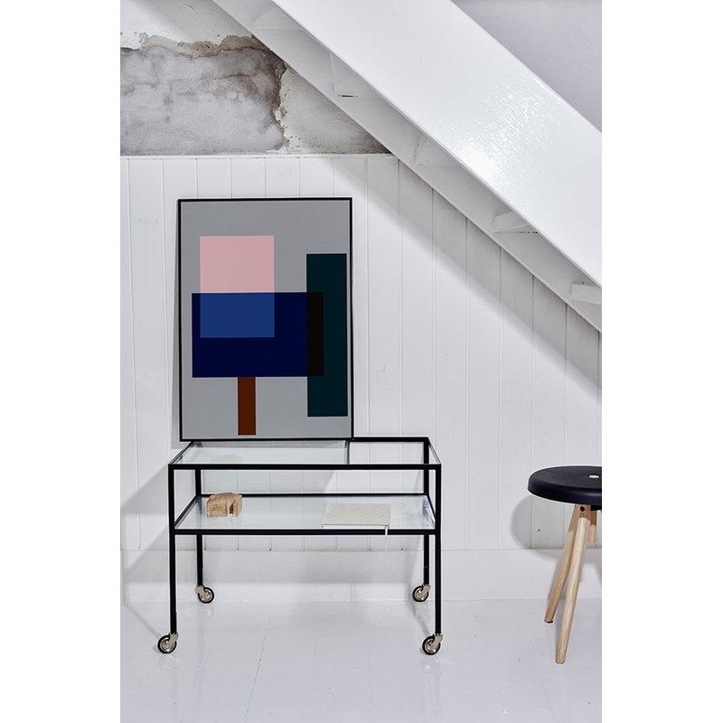 richard lampert bauhaus tarjoiluvaunu finnish design shop. Black Bedroom Furniture Sets. Home Design Ideas