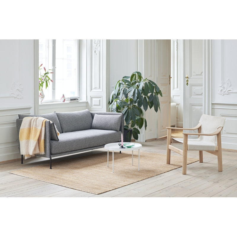 Excellent Tulou Coffee Table 75 Cm Off White Evergreenethics Interior Chair Design Evergreenethicsorg