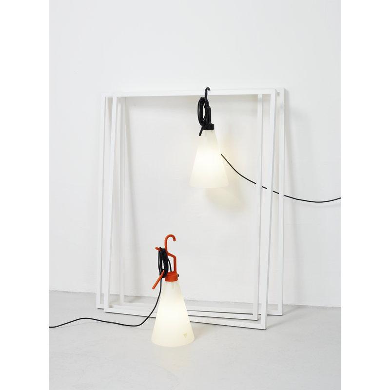 Flos May Day Lamp Black Finnish