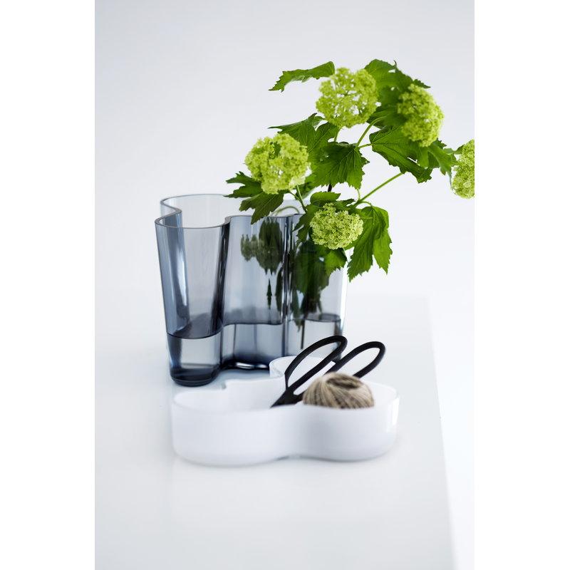 iittala aalto vase 160 mm clear finnish design shop. Black Bedroom Furniture Sets. Home Design Ideas