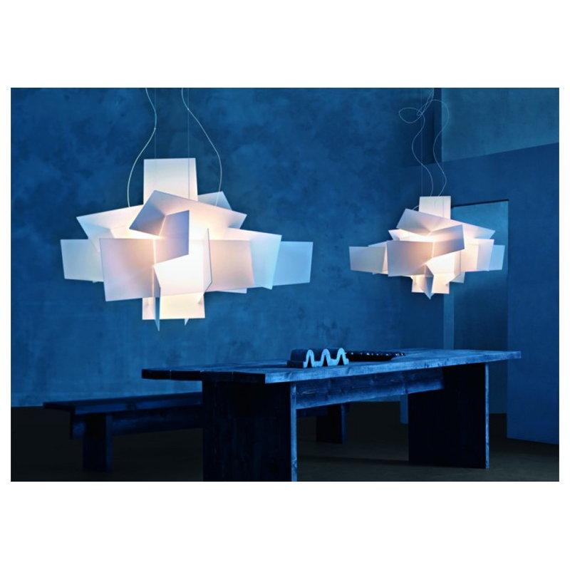 foscarini big bang pendant lamp white finnish design shop. Black Bedroom Furniture Sets. Home Design Ideas