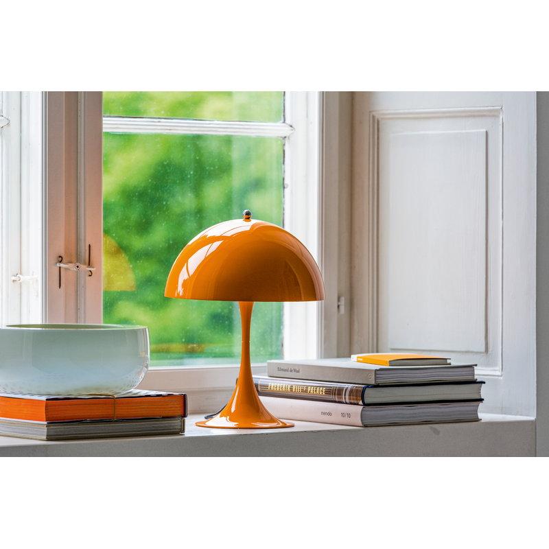 louis poulsen panthella mini p yt valaisin oranssi finnish design shop. Black Bedroom Furniture Sets. Home Design Ideas