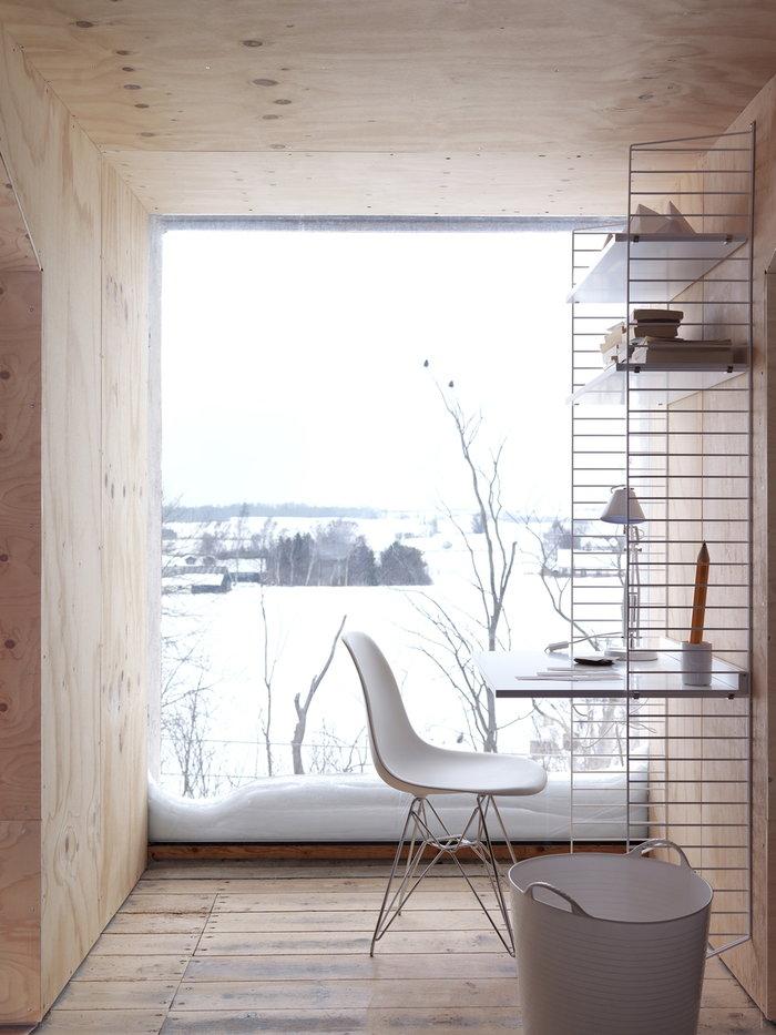 Työpisteet Artemide String Furniture Vitra Metalli Valkoinen Alumiini Teräs String System Eames DSR