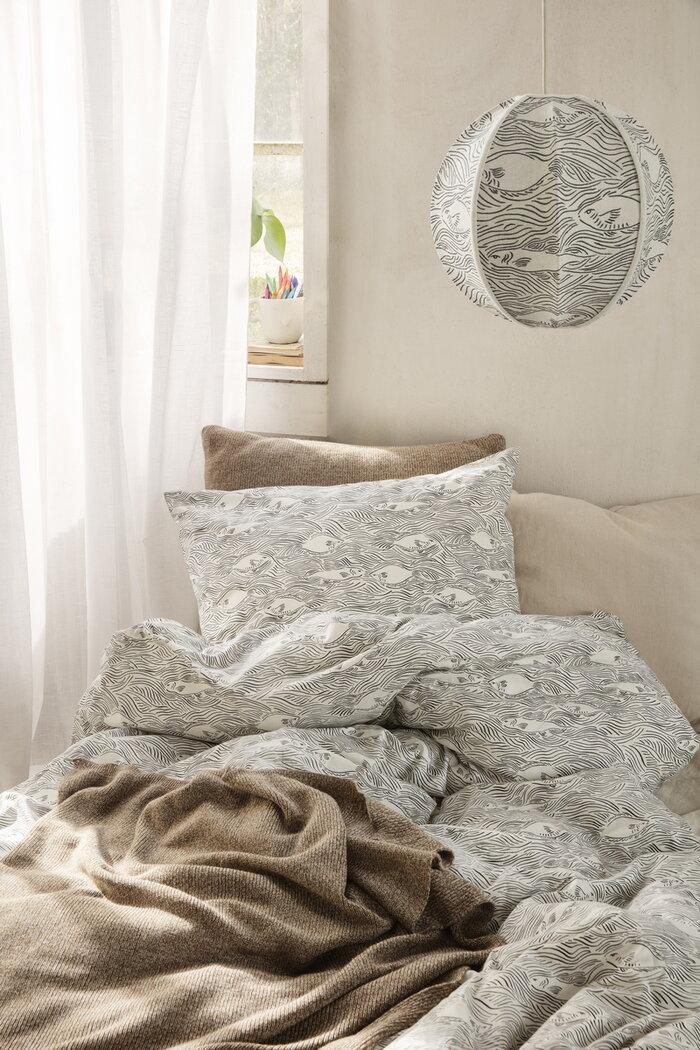 Makuuhuone Ferm Living Monivärinen Puuvilla