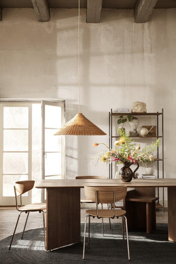 Diningroom Ferm Living Black Nature