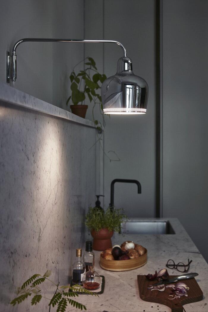 Kitchen  Artek Chrome