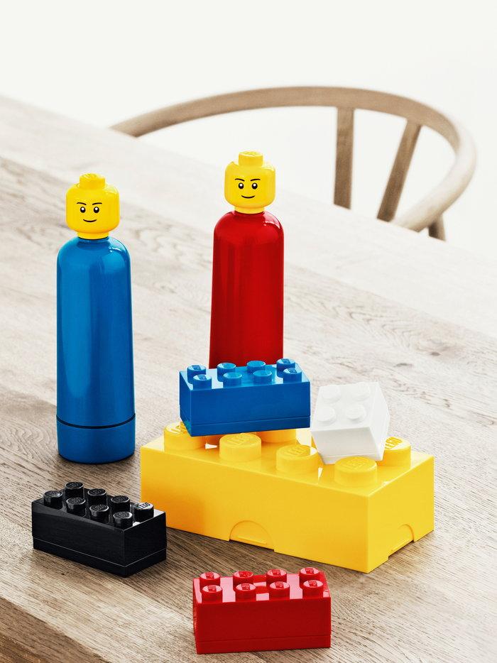 Tavola Room Copenhagen Rosso Blu Bianco Giallo Plastica Lego