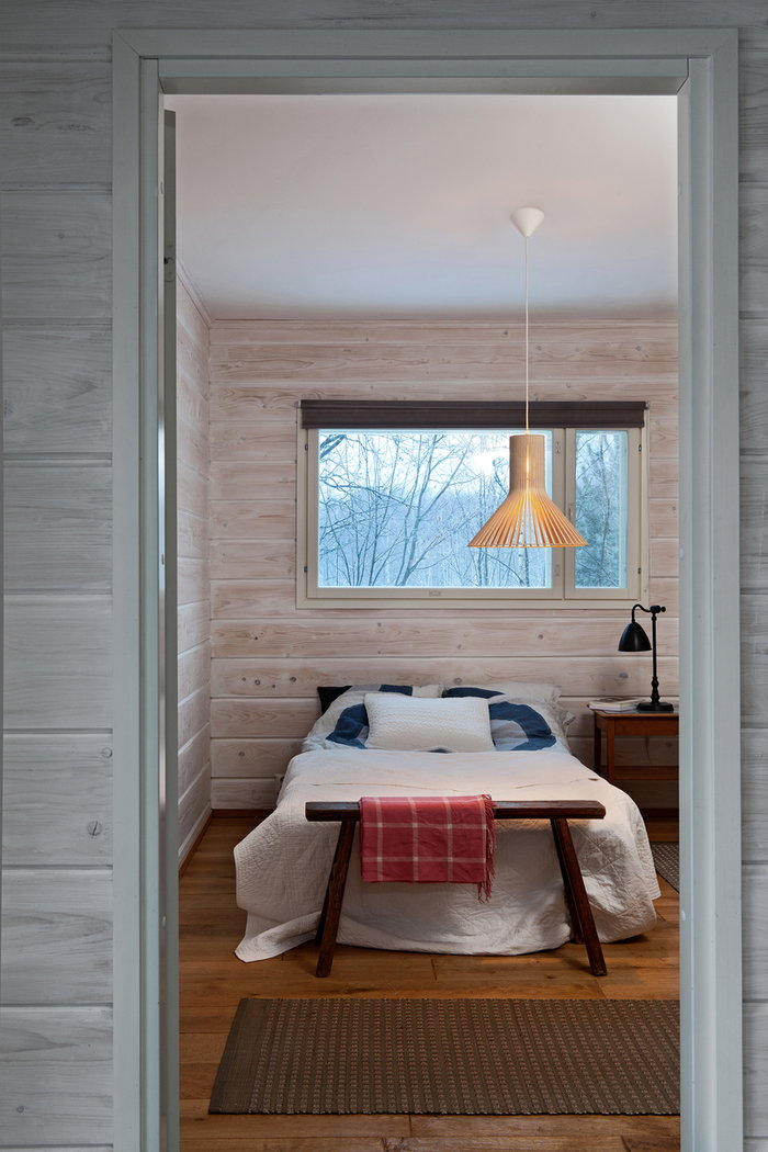 Makuuhuone Secto Design Luonnonväri Koivu Puncto