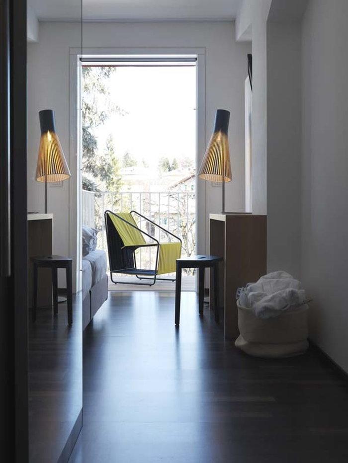 Makuuhuone Secto Design Musta Koivu Secto