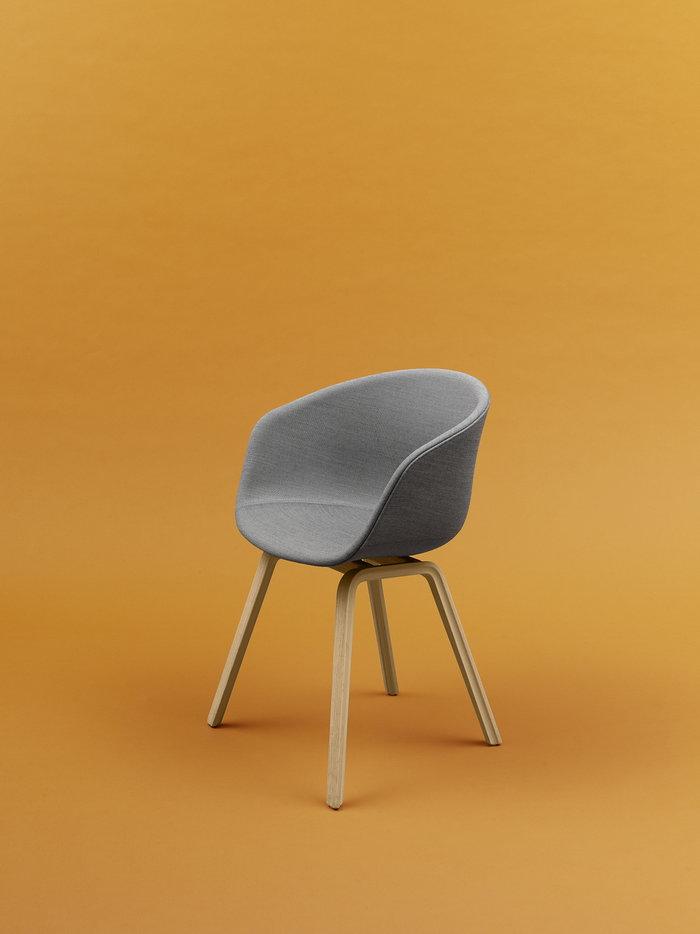 Sisustusyksityiskohta About a Chair