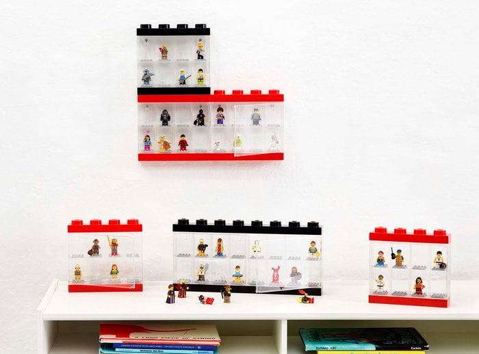 Stanzadeibambini Room Copenhagen Rosso Nero Plastica Lego