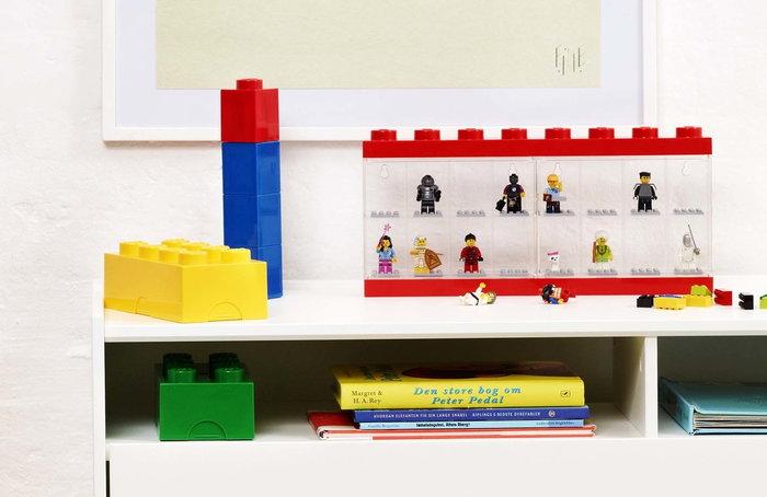 Stanzadeibambini Room Copenhagen Giallo Rosso Plastica Lego