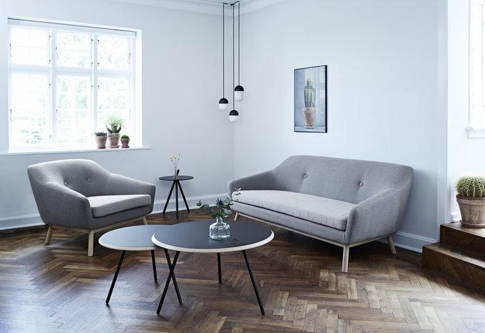 Livingroom Woud Black Oak