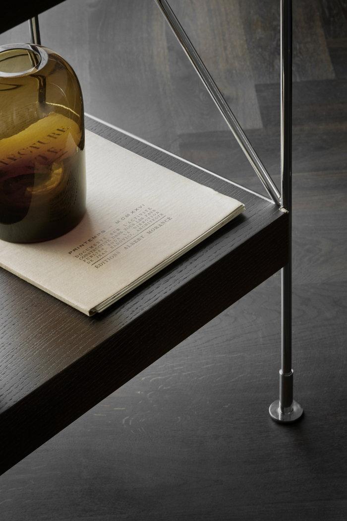 Details Menu Multi colour Glass