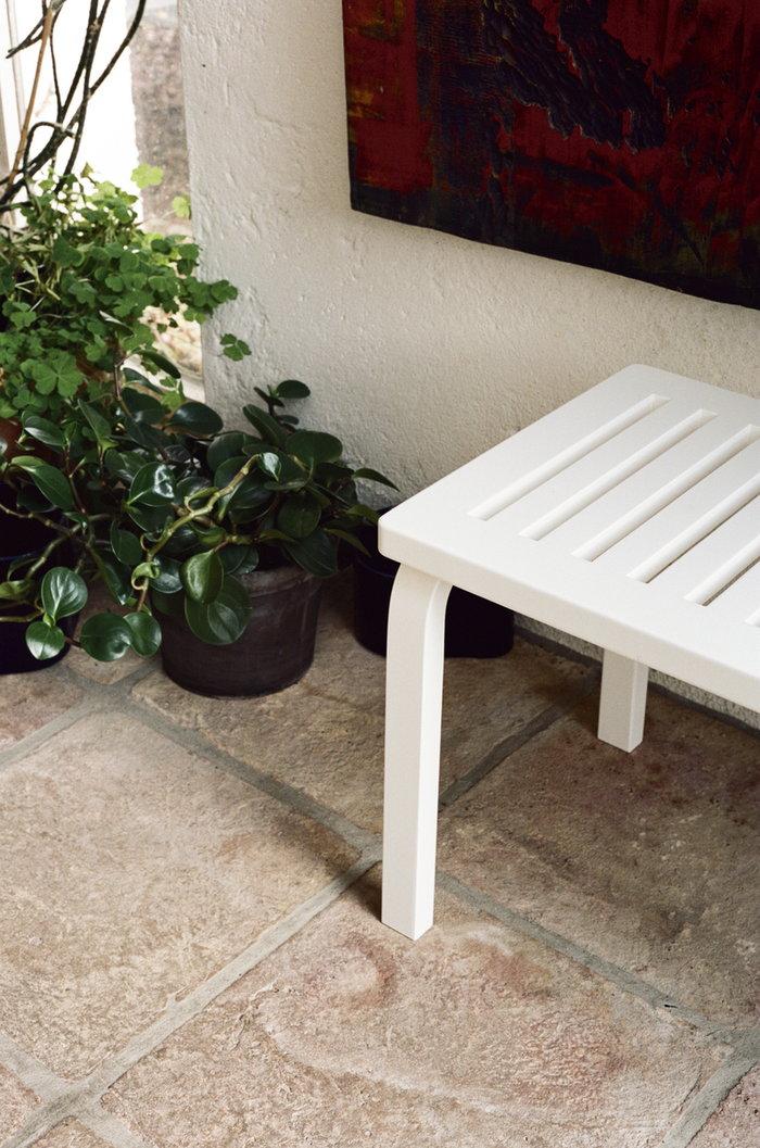 Piante Ingresso Artek Bianco Betulla Altri mobili Aalto