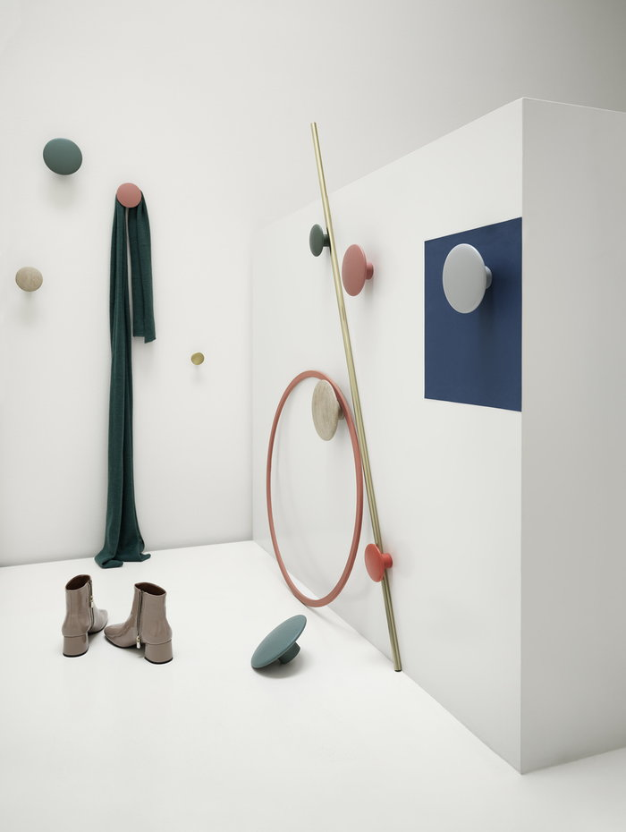Storage Decorationideas Muuto Grey Light red Brass Nature Orange Petrol Green Ash Oak The Dots