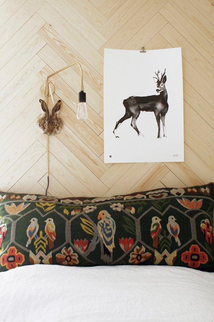 Dettaglioarredamento Poster Menu Teemu Järvi Illustrations Ottone Nero Carta
