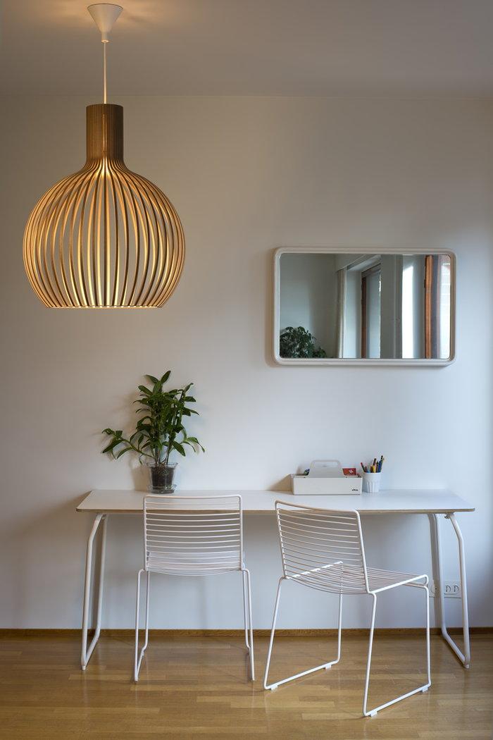 Työpisteet Olohuoneet Vitra HAY Secto Design Harmaa Valkoinen Luonnonväri Muovi Teräs Pähkinäpuu Toolbox Hee Octo