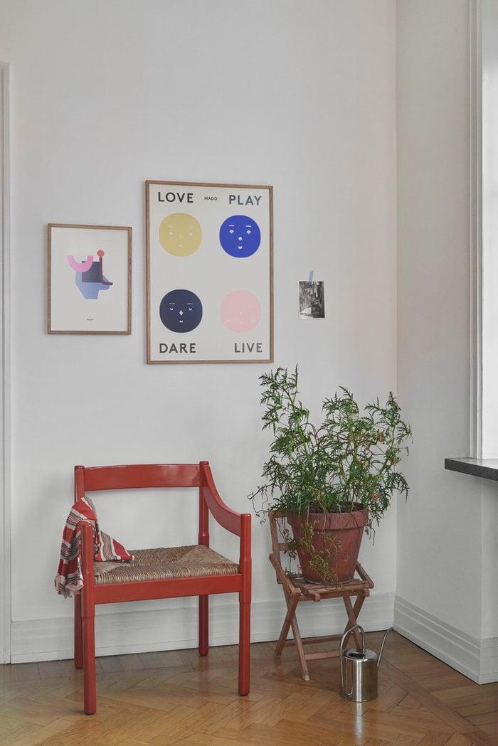 Viherkasvit Lastenhuoneet MADO Paperi