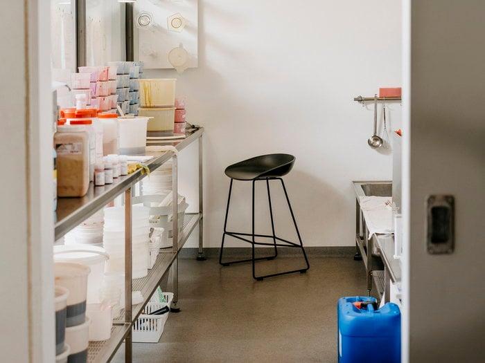 Työpisteet Keittiö HAY Musta About a Chair