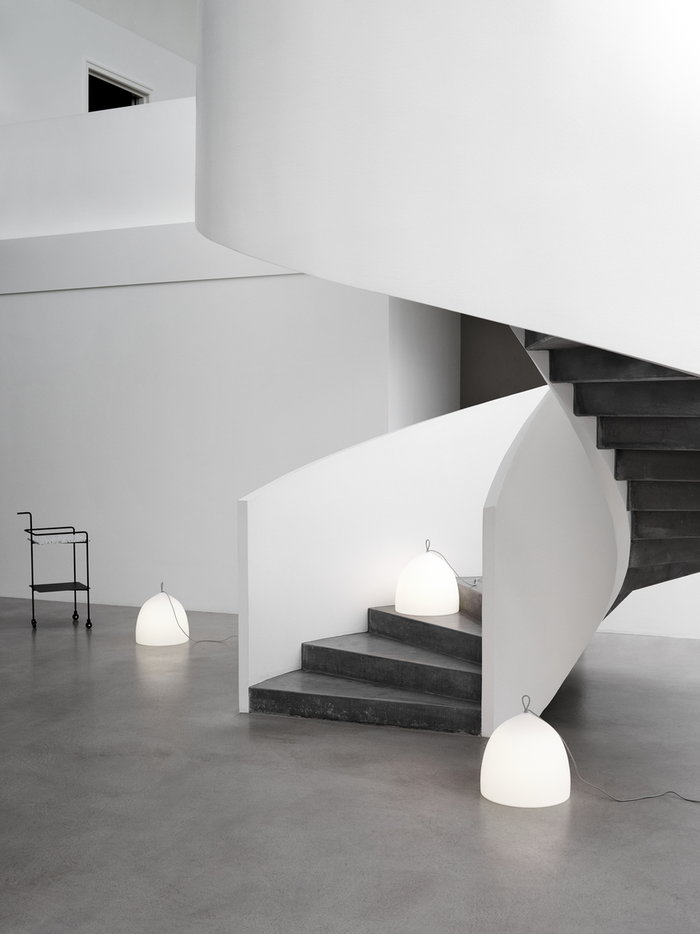 Decorationideas Fritz Hansen White Plastic