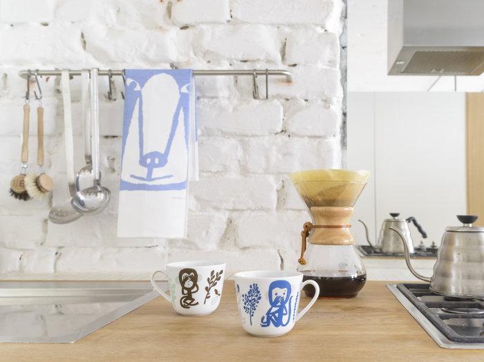 Tavola Cucina Kauniste Chemex Hario Blu Marrone Naturale Bianco Metallo Ceramica Vetro Carta Acciaio inox
