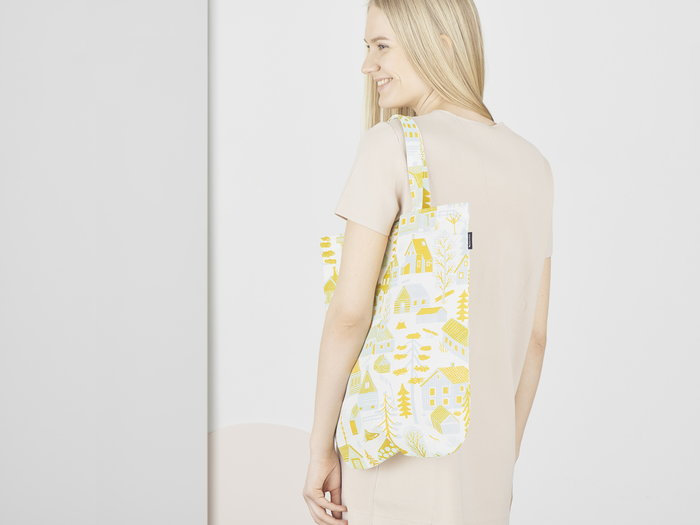 Kauniste Yellow Linen