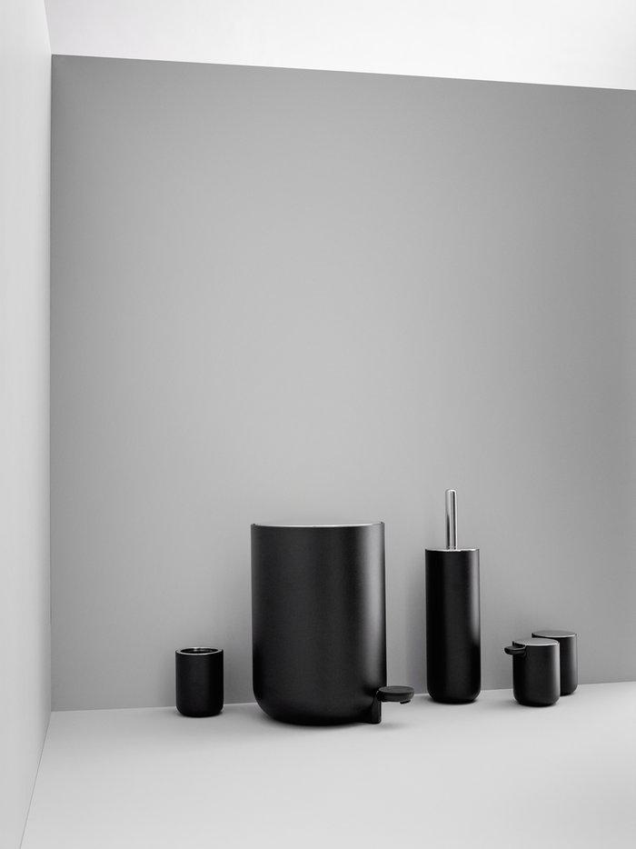 Bathroom Menu Black Stainless Steel Steel