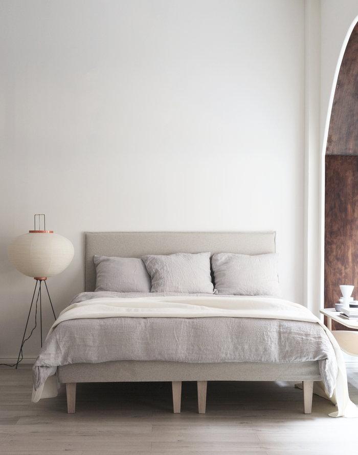 Makuuhuone Matri Valkoinen Villa
